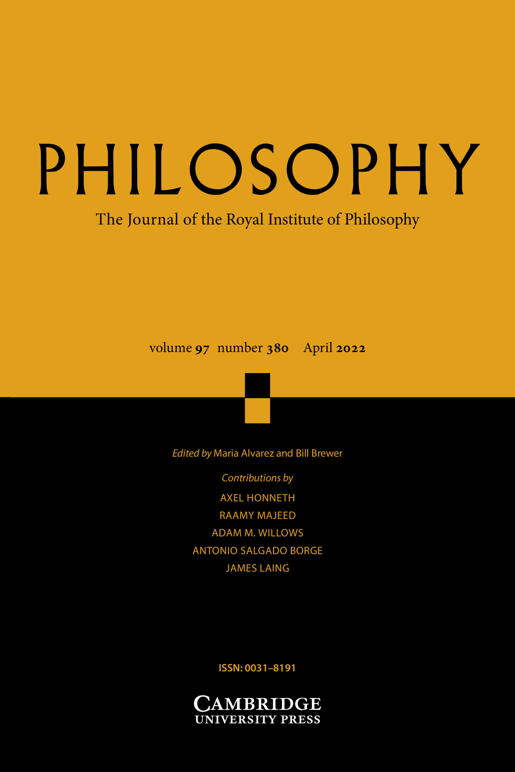 Philosophy | Cambridge Core