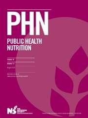 Public Health Nutrition Volume 18 - Issue 12 -