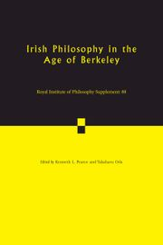Royal Institute of Philosophy Supplements Volume 88 - Issue  -