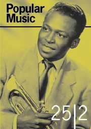 Popular Music Volume 25 - Issue 2 -