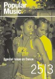 Popular Music Volume 25 - Issue 3 -