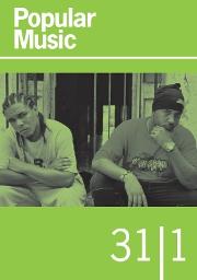 Popular Music Volume 31 - Issue 1 -