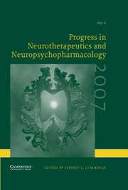 Progress in Neurotherapeutics and Neuropsychopharmacology Volume 2 - Issue 1 -