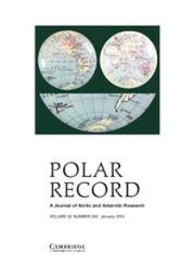 Polar Record Volume 52 - Issue 1 -