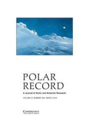 Polar Record Volume 52 - Issue 2 -