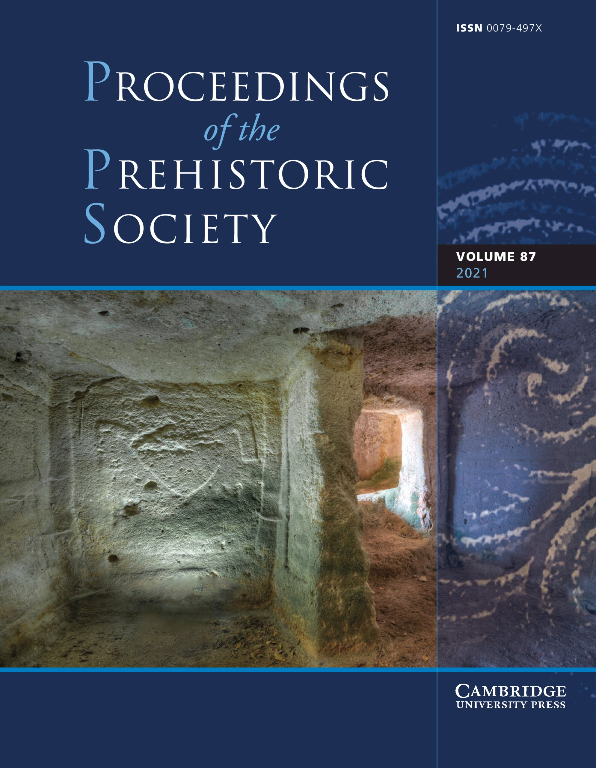Proceedings of the Prehistoric Society