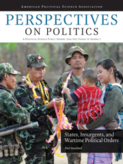 Perspectives on Politics Volume 10 - Issue 2 -