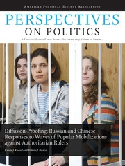 Perspectives on Politics Volume 11 - Issue 3 -
