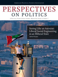 Perspectives on Politics Volume 13 - Issue 1 -