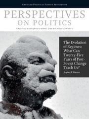 Perspectives on Politics Volume 15 - Issue 2 -