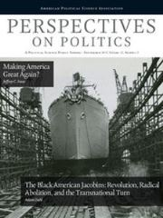 Perspectives on Politics Volume 15 - Issue 3 -