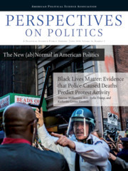 Perspectives on Politics Volume 16 - Issue 2 -