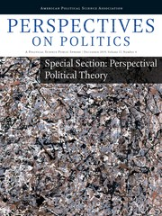 Perspectives on Politics Volume 17 - Issue 4 -