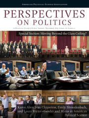 Perspectives on Politics Volume 18 - Issue 4 -