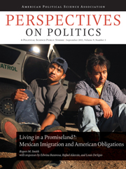 Perspectives on Politics Volume 9 - Issue 3 -