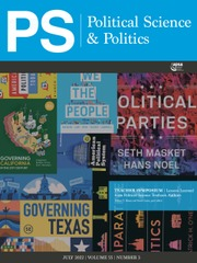 PS: Political Science & Politics | Cambridge Core