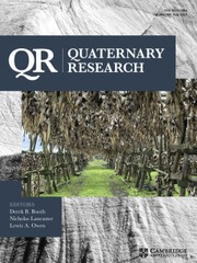 Quaternary Research
