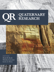 Quaternary Research Volume 102 - Issue  -