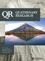 Quaternary Research Volume 87 - Issue 1 -