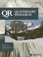 Quaternary Research Volume 87 - Issue 2 -