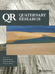 Quaternary Research Volume 88 - Issue 3 -