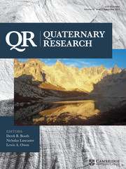 Quaternary Research Volume 92 - Issue 2 -