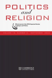 Politics and Religion
