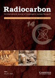 Radiocarbon Volume 58 - Issue 4 -