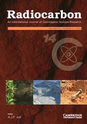 Radiocarbon Volume 60 - Issue 3 -