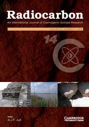 Radiocarbon Volume 61 - Issue 2 -