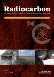 Radiocarbon Volume 61 - Issue 4 -
