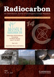 Radiocarbon Volume 61 - Issue 5 -  Radiocarbon 2018 Conference Proceedings Trondheim, Norway, June 17–22, 2018 Part 1 of 2