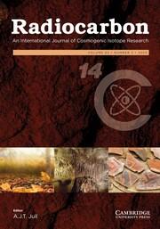 Radiocarbon Volume 62 - Issue 2 -