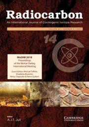 Radiocarbon Volume 62 - Issue 3 -  MoDIM 2018 Proceedings of the Mortar Dating International Meeting
