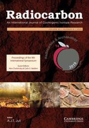 Radiocarbon Volume 62 - Issue 6 -  Proceedings of the 9th International Symposium