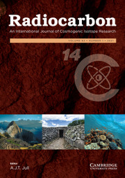Radiocarbon Volume 63 - Issue 1 -