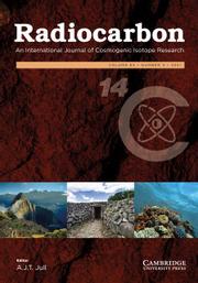 Radiocarbon Volume 63 - Issue 3 -