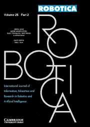 Robotica Volume 25 - Issue 2 -