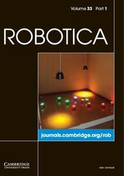 Robotica Volume 33 - Issue 1 -