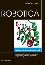 Robotica Volume 34 - Issue 8 -