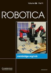 Robotica Volume 36 - Issue 1 -