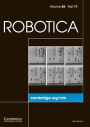 Robotica Volume 36 - Issue 11 -