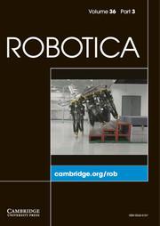 Robotica Volume 36 - Issue 3 -