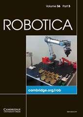Robotica Volume 36 - Issue 5 -