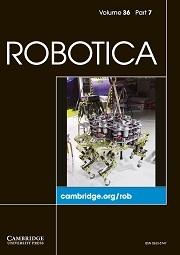 Robotica Volume 36 - Issue 7 -