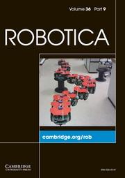 Robotica Volume 36 - Issue 9 -