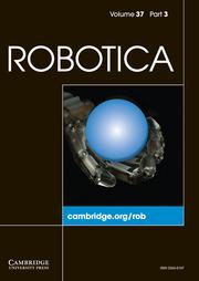 Robotica Volume 37 - Issue 3 -