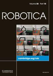 Robotica Volume 38 - Special Issue10 -  Human–Robot Interaction (HRI)