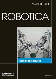 Robotica Volume 38 - Issue 3 -