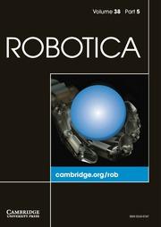 Robotica Volume 38 - Issue 5 -